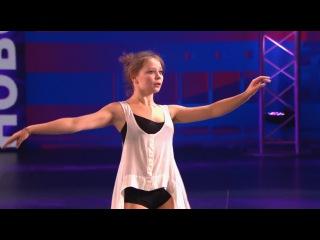 Танцы: Кристина Васильчикова (Alyosha Feat. Влад Дарвин - Our Home) (сезон 2, серия 2)