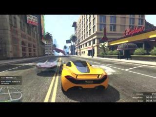 Быстрее ветра - GTA ONLINE (ЭПИК В ГТА5) #180