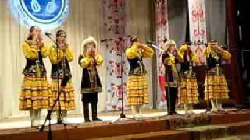 Межрегиональный конкурс кубызистов 2009 г 1 место