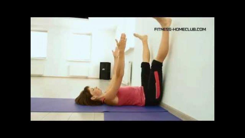 Комплекс упражнений для хорошего самочувствия с Мариной Быковой. Урок 6.