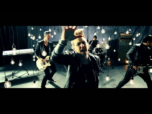 Papa Roach Gravity feat Maria Brink Official Video