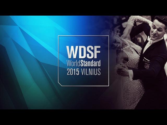Mushtukov - Carmen, ROU   2015 World Standard R3 SF   DanceSport Total