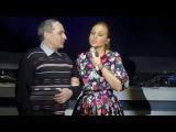Марина Девятова в Подольске.Частушки. 08.01.2016 г.