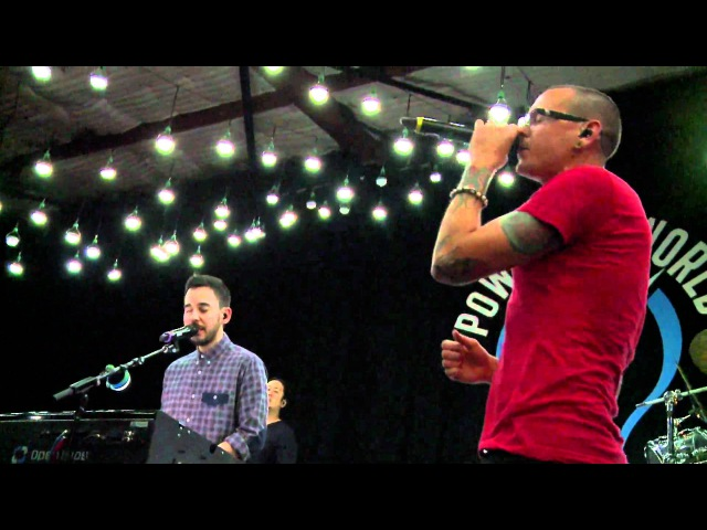 Linkin Park - Burn It Down live at RioSocial 2012