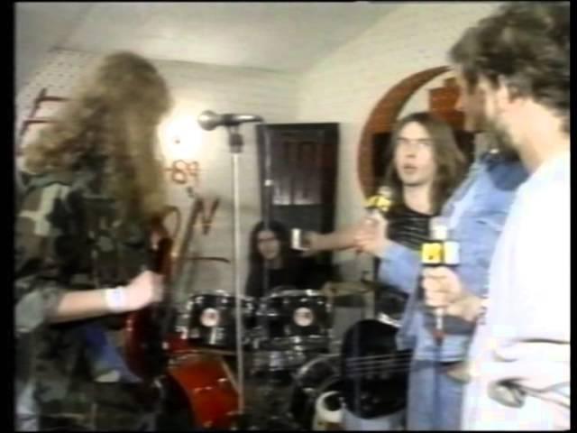 Новости MTV 1989 Коррозия Металла
