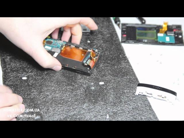 Простая замена экрана в Sony Xperia LT26i - Полное видео. How to replace LCD in Sony LT26i