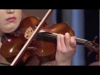 Vilde Frang plays Mozart, Faure, Brahms and Prokofiev