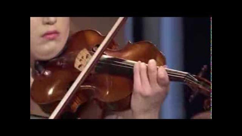 Vilde Frang plays Mozart Faure Brahms and Prokofiev