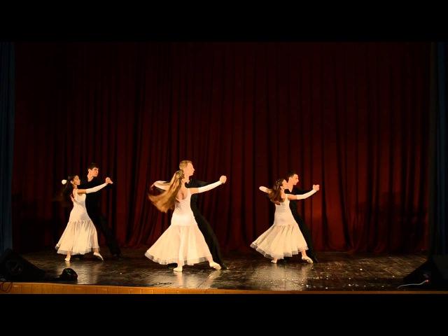 Клуб спортивного бального танца АЭЛИТА Ангелы и Демоны