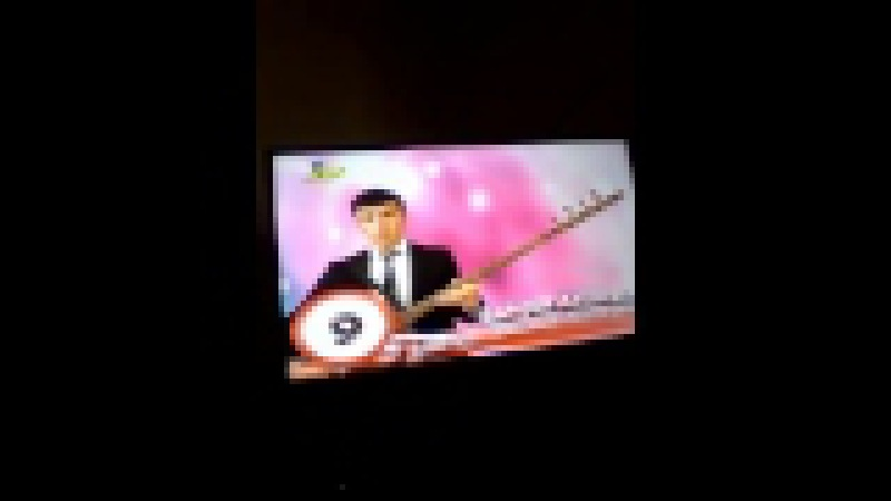 Sahpur Astarali Dunya tv kokle saz yarışmasında.