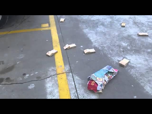 Operação da PF em Pernambuco faz chover dinheiro