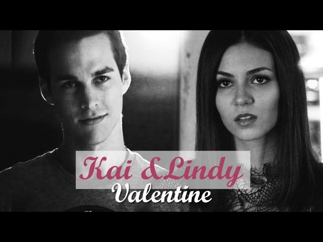 ►Kai Lindy | Valentine [AU]