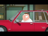Family Guy - Peter Griffin - Happy (Pharrell Williams) and Iris (Goo Goo Dolls)
