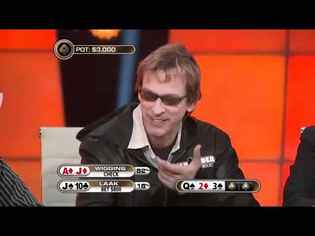 Большой Покер по версии Кураж Бамбей