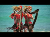 PIRATES of the CARIBBEAN Medley (Harp Twins) Camille and Kennerly