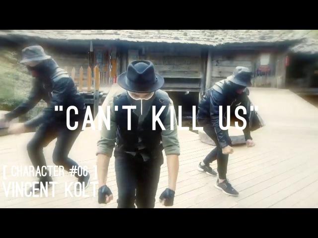 """KINJAZ   """"Can't Kill Us"""" EP.3 Vincent Kolt @theglitchmob"""