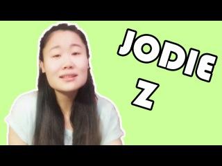 Jodie Z - A Little Love - Fiona Fung