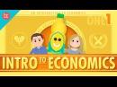 Intro to Economics: Crash Course Econ 1