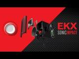 EKX Portable Loudspeakers by Electro-Voice