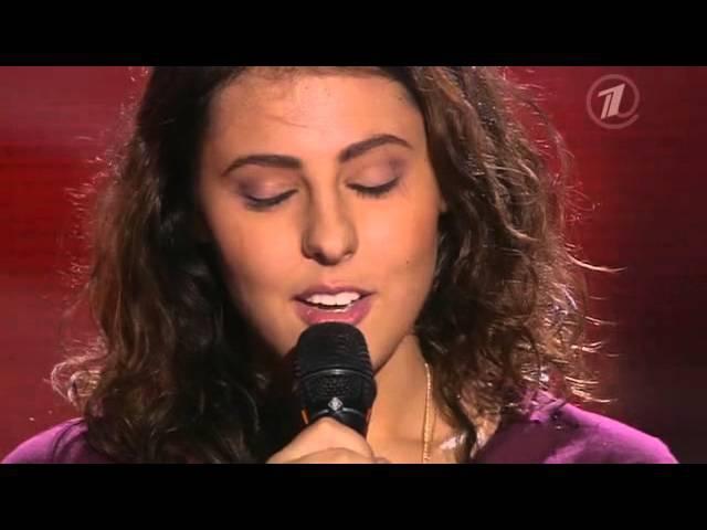 Алена Тойминцева Sunny на шоу Голос