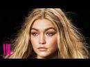 Gigi Hadid Suffers Major Nip Slip At Milan Fashion Week