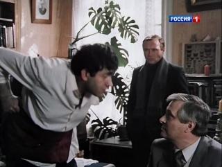 Противостояние. (1985. Серия 2, 2-я часть).