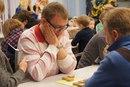 Третий семейный турнир по добуцу сёги в Минске