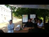Встреча с армянской молодежью в Нагорном Карабахе (часть 3)