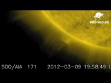 Заправка НЛО от солнца оригинал