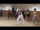 Студия танцев Ниагара. Сальса с Джоанни.