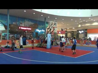 FIBA 3x3 U-18 MEGA Alma-Ata. Апрель 2014 года