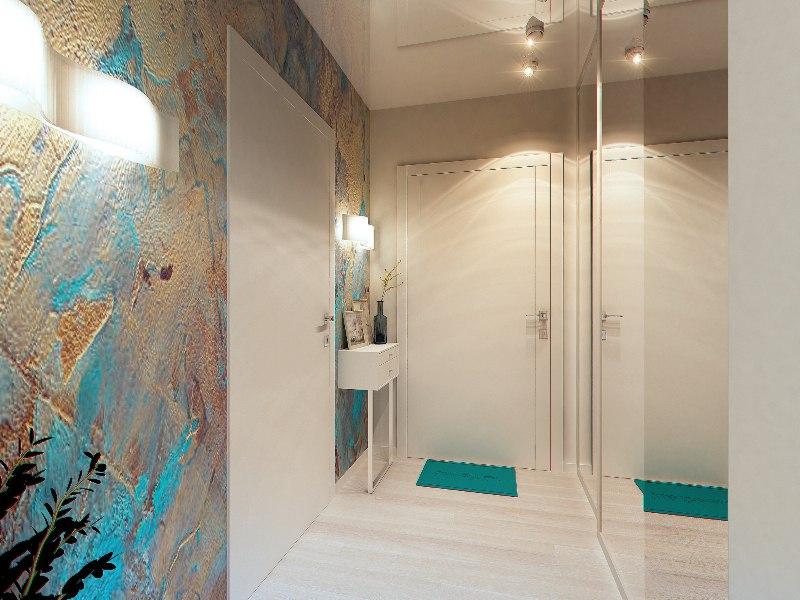 Концепт студии 26 м от компании Арго-Дизайн, Тюмень.
