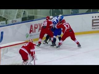 Dinamo MInsk @ Spartak 09-14-2015 - Спартак - Динамо Минск 1-4