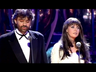 Sarah Brightman Andrea Bocelli - Time To Say Goodbye__Con Te Partirò (HD) (Live with Orchestra)