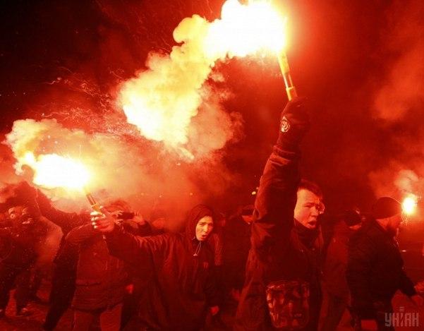 День Соборности в Киеве 22.06.2016