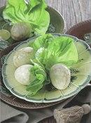 Фото рецепта: Чайные, или мраморные яйца