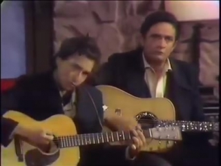 "Bob Dylan and Johnny Cash - ""Girl from the North Country"""