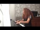 Кариша Тимченко - paparazzi ( Ledy Ga Ga cover )