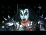 KISS - Gene Simmons Bass Solo I Love It Loud - Rock Am Ring 2010 - Sonic Boom Over Europe Tour