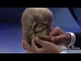 #MartinParsons - Как спрятать утку в голове у девушки. #ВысокаяПрическа ))