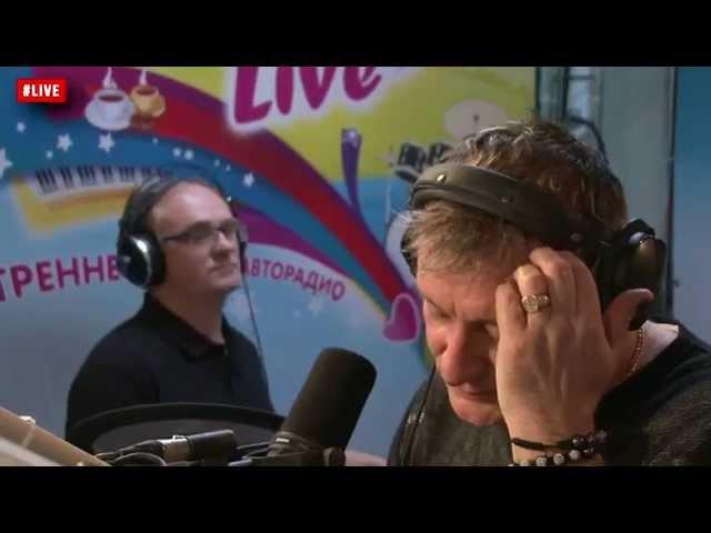 Сергей Пенкин – Feelings Andy Williams (LIVE Авторадио)