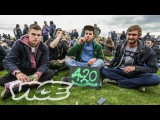 Celebrating 420 with London's Weed Fanatics