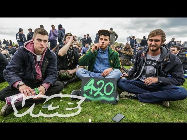 Celebrating 4 20 with London's Weed Fanatics