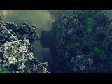 3D Fractal Zoom - Deep Green Forest