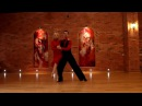 Аргентинское танго Showcase, шоу-дуэт ESPRESSO
