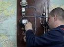Устройство этажного электрощитка
