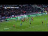 Ренн - Олимпик Марсель 0-1 (3 декабря 2015 г, Чемпионат Франции)