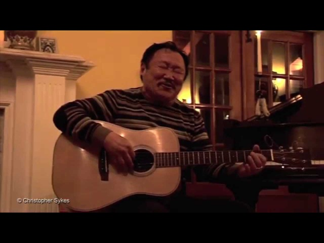 Kongar ol Ondar Tuvan Throat Singer