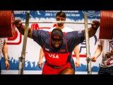 SBD Elite - Ray Williams - September Training Highlights