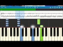 Nirvana - Smells Like Teen Spirit - piano lesson piano tutorial